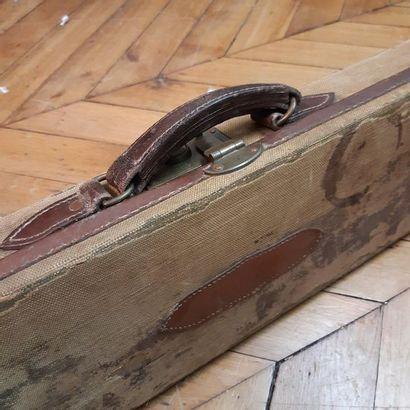Boîte de transport pour carabine Mannlicher,...