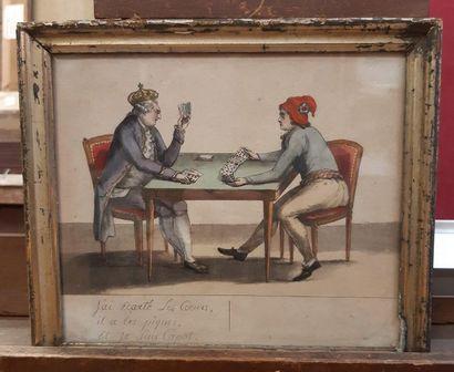 Le Roi Louis XVI et le révolutionnaire: «La...