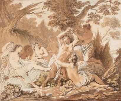 Nicolas René JOLLAIN, dit le Jeune (Paris, 1732-1804)