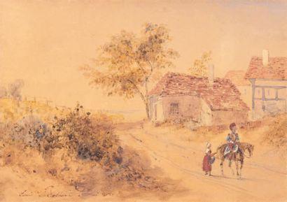 Louis Charles Philippe Raphaël d'ORLÉANS (Paris, 1814 - Versailles, 1896)