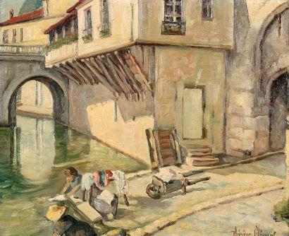 Thérèse CLEMENT (1889-1984)