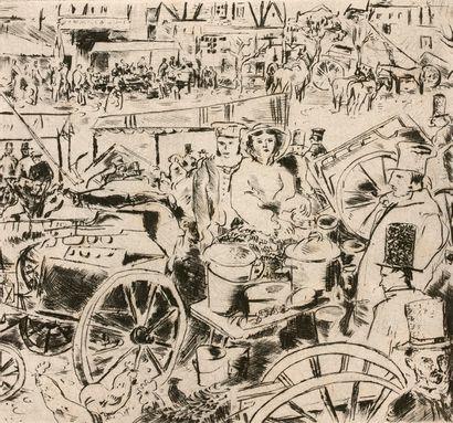 Ensemble d'illustrations de livres par Savary,...