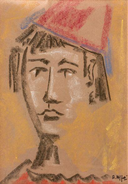 Alfredo ALFEI (né en 1918)