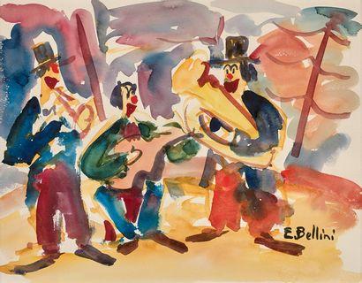 Emmanuel BELLINI (1904-1989)