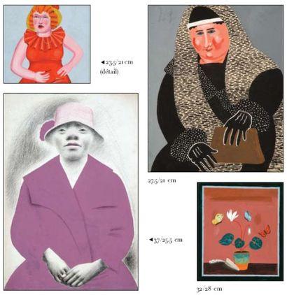 Nathalie Parain (1897-1958)