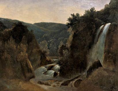 Attribué à François-Marius GRANET (1775-1849)
