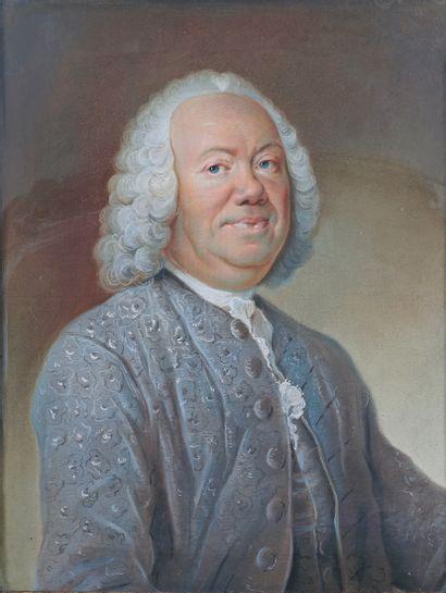 Entourage de Louis VIGÉ (1715-1767)
