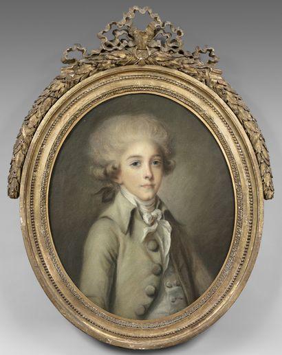 Attribué à L.L. SCHILLY (actif à la fin du XVIIIe siècle)