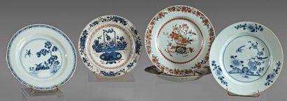 CHINE - XVIIIe siècle