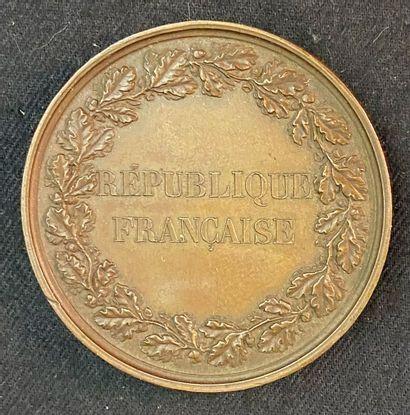 Blessés de 1848, Médaille d'honneur du ministère...