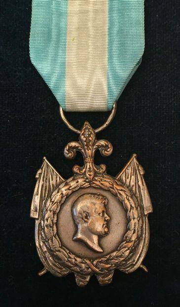 Italie, royaume des Deux-Siciles - Médaille...