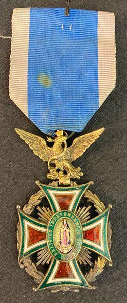 Mexique - Ordre de Notre-Dame de Guadalupe,...