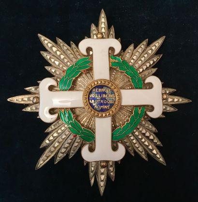 Italie, République de Saint-Marin - Ordre...