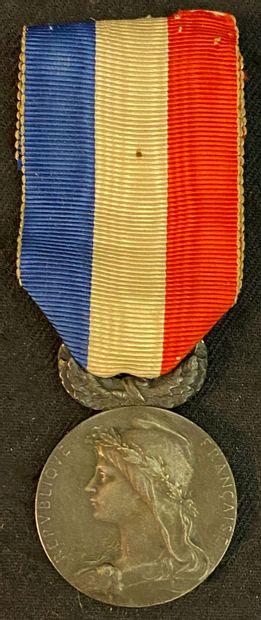 Médaille d'honneur du ministère des Colonies...