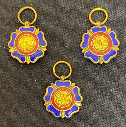 Birmanie - Ordre de l'Union birmane, fondé...