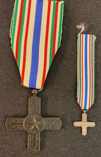 Italie - Ordre de Vittorio Veneto, créé en...