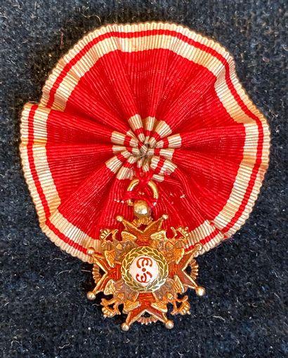 Russie - Ordre de Saint-Stanislas, fondé...
