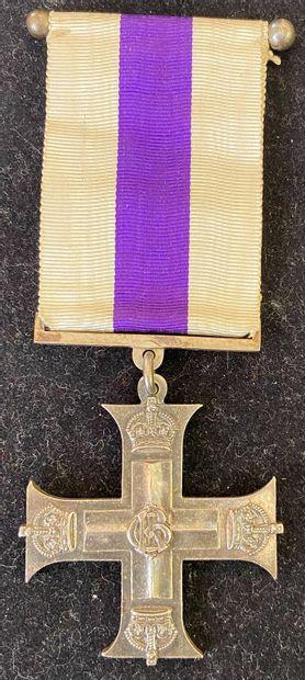 Royaume-Uni - «Military Cross», créée en...