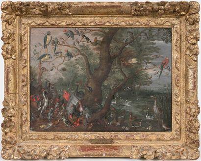 École ANVERSOISE du XVIIe siècle