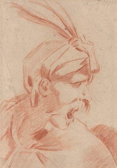 Attribué à Joseph PARROCEL (Brignole 1646 - Paris 1704)