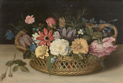Ambrosius BOSSCHAERT l'ancien (Anvers 1573 - La Haye 1621)