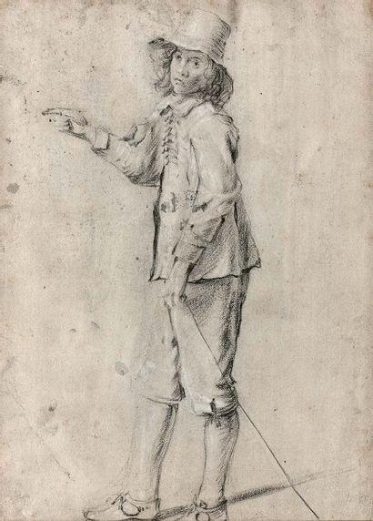 Attribué à Cornelis de MAN (Delft 1621 - Delft 1706)