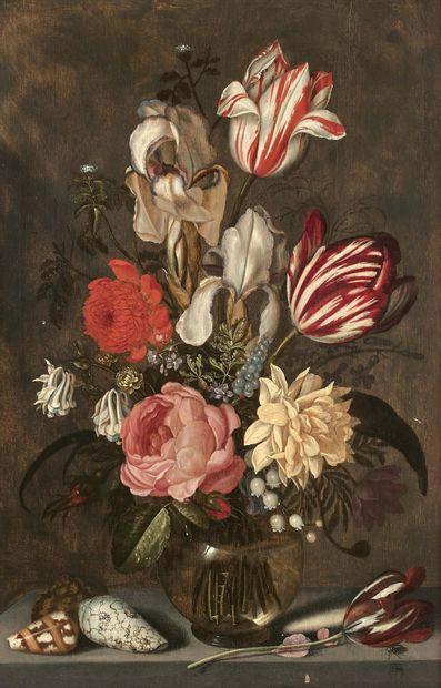 Ambrosius BOOSCHAERT le jeune (Arnemuiden 1609 - Utrecht 1645)