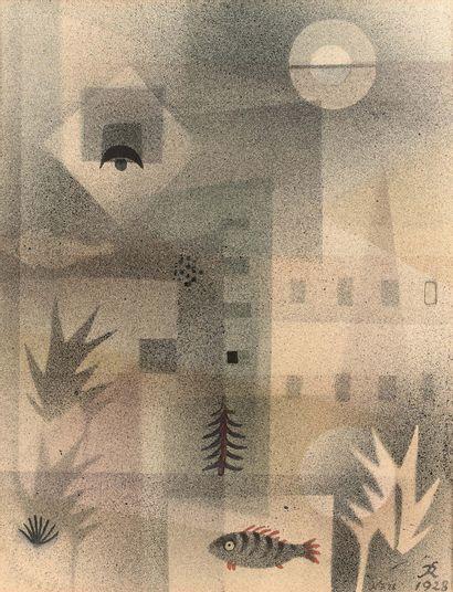 Hans Reichel (1892-1958)