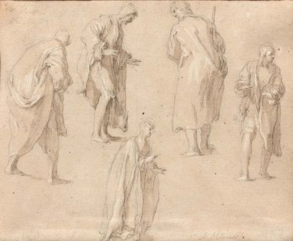 Abraham BLOEMAERT (Gorinchen 1566 - Utrecht 1651)