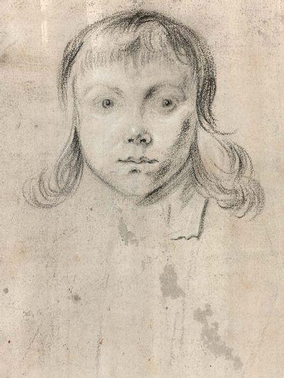 Attribué à Cornelis de MAN (Delft 1621 - Delft 1706) Etude d'un garçon debout Pierre...