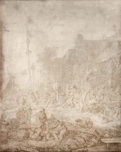 Guillaume de HEER (Amsterdam 1637 - Amsterdam 1681)