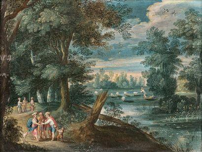 Jasper van der LAANEN (Anvers 1585 - Anvers 1634)