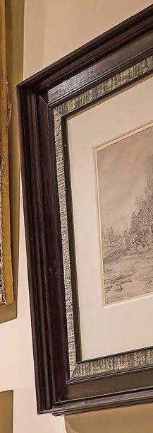 Attribué à Gillis van TILLBORG le jeune (Bruxelles 1625 - Bruxelles 1678) Le bivouac...