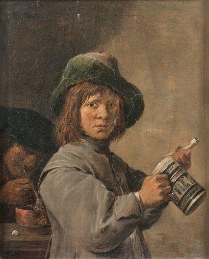 David II TENIERS (Anvers 1610 - Bruxelles 1690)