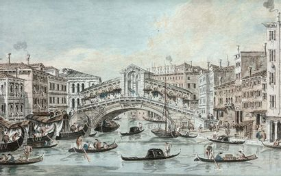 Giacomo GUARDI (Venise 1764 - Venise 1835)