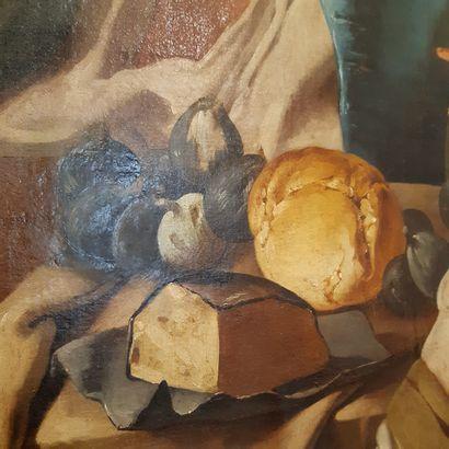 Giuseppe Francesco CIPPER dit Il TODESCHINI (Feldkirch 1664 - Milan 1736) Couple...