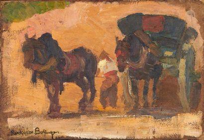 Rodolphe BOLLIGER (1878-1952)