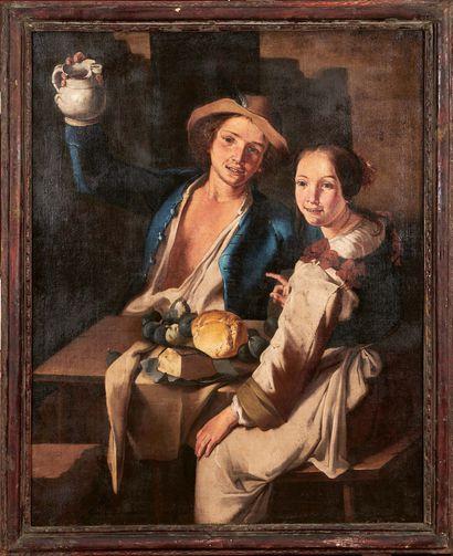 Giuseppe Francesco CIPPER dit Il TODESCHINI (Feldkirch 1664 - Milan 1736)
