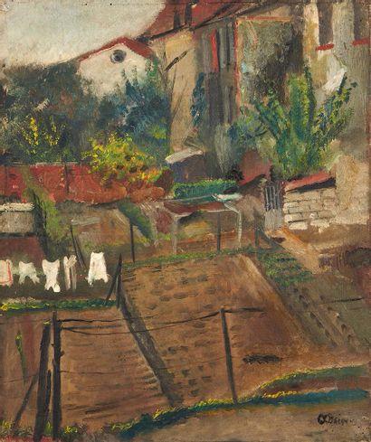 Lucien ADRION (1889-1953)