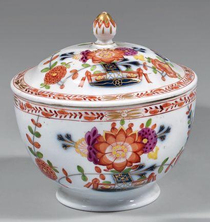 RUSSIE (Gorbunovo), porcelaine de Popov