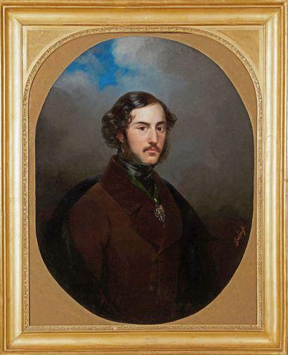 Claude-Marie DUBUFE (1790-1864)