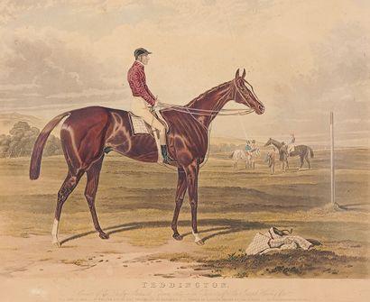 Thormanby, vainqueur du Derby d'Epsom, 1860...