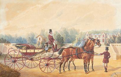 John Lewis BROWN (1829-1890)