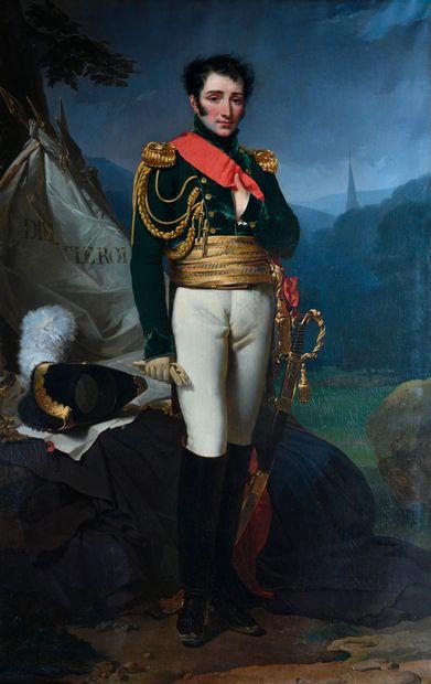 Jean-Baptiste MAUZAISSE (1784-1844) : Portrait...