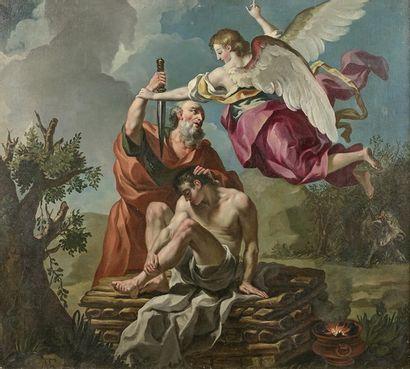 ECOLE ITALIENNE de la fin du XVIIIe siècle...