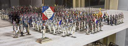 CBG Soldats et figurines de la Première guerre...
