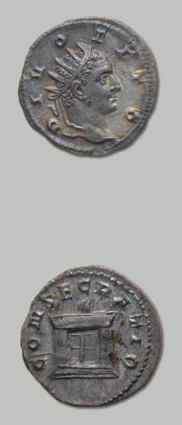 TRAJAN DÈCE (249-251) Antoninien: restitution...