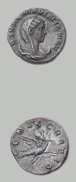MARINIANE, épouse de Valérien Antoninien....