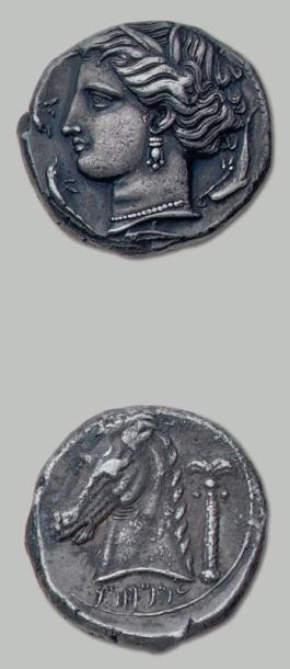 MONNAYAGE Siculo-Punique (Lilybée) (350-320...