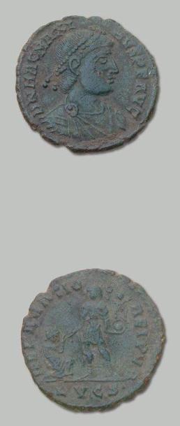 MAXIME (383-388) Maïorina: 2 exemplaires...
